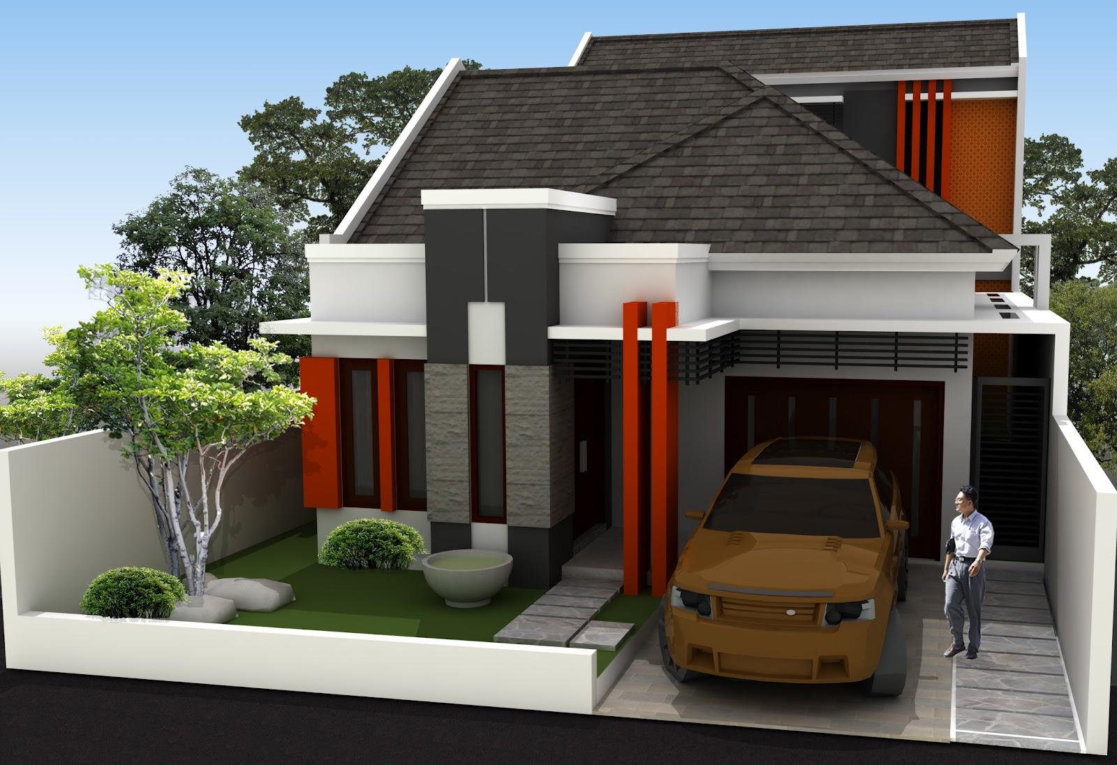 Aneka Bentuk Rumah Minimalis 1 Lantai
