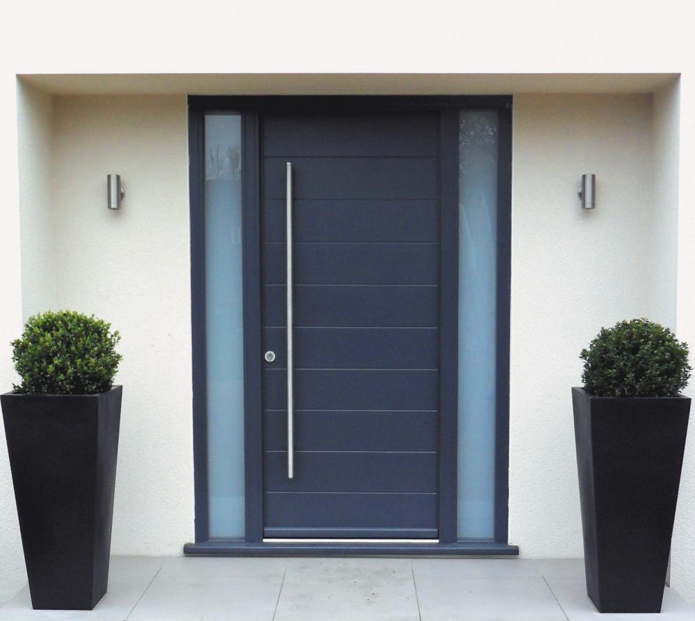 Pintu Rumah Minimalis Aluminium
