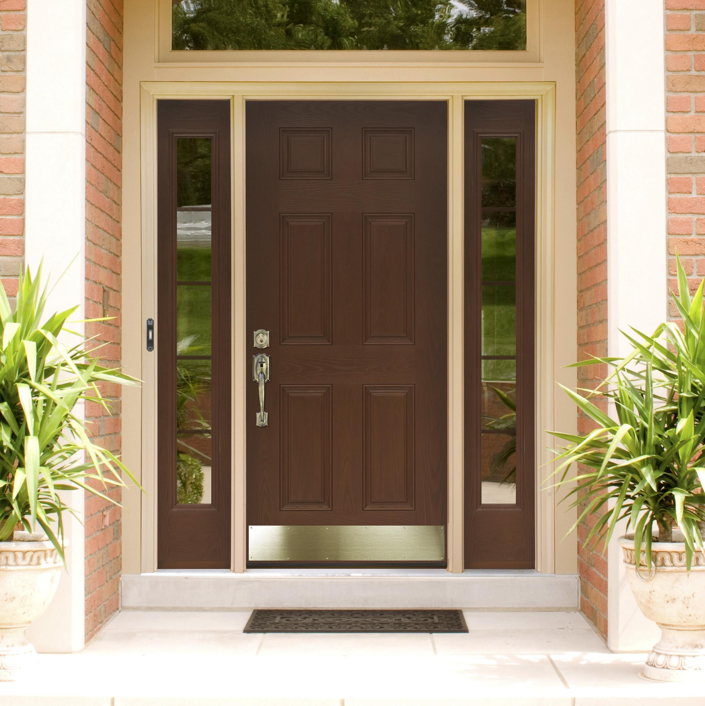 Pintu Rumah Minimalis Sederhana