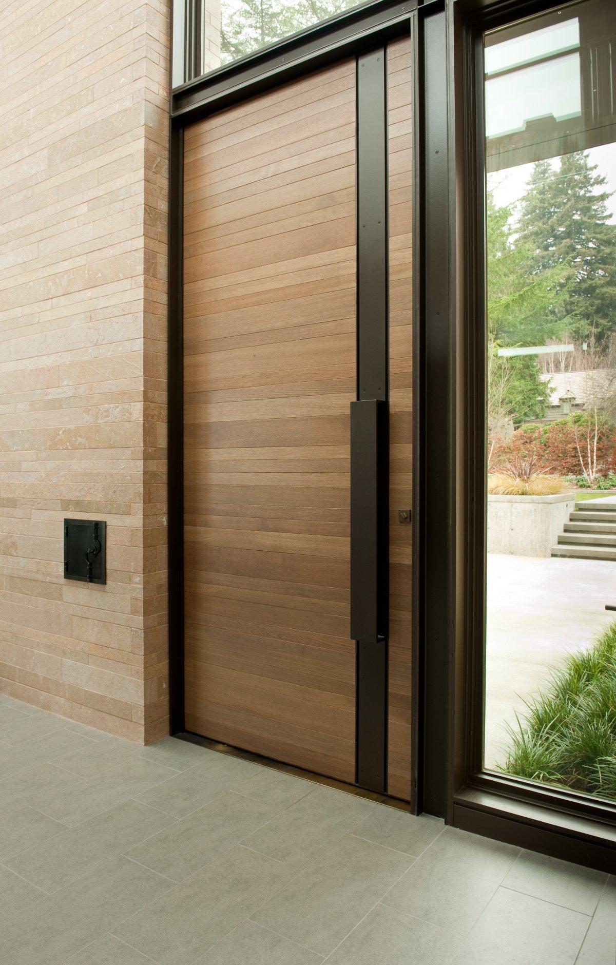 Pintu Rumah Minimalis Terbaru 2016