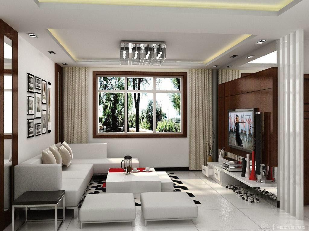 Ruang TV Minimalis