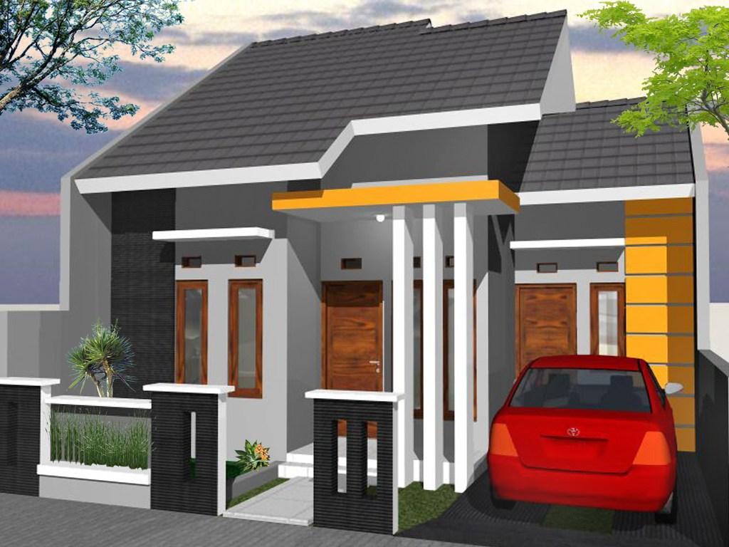 Rumah Minimalis 1 Lantai Terbaru