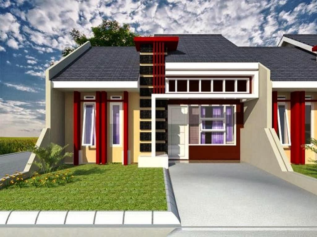 Rumah Minimalis 1 Lantai Type 45