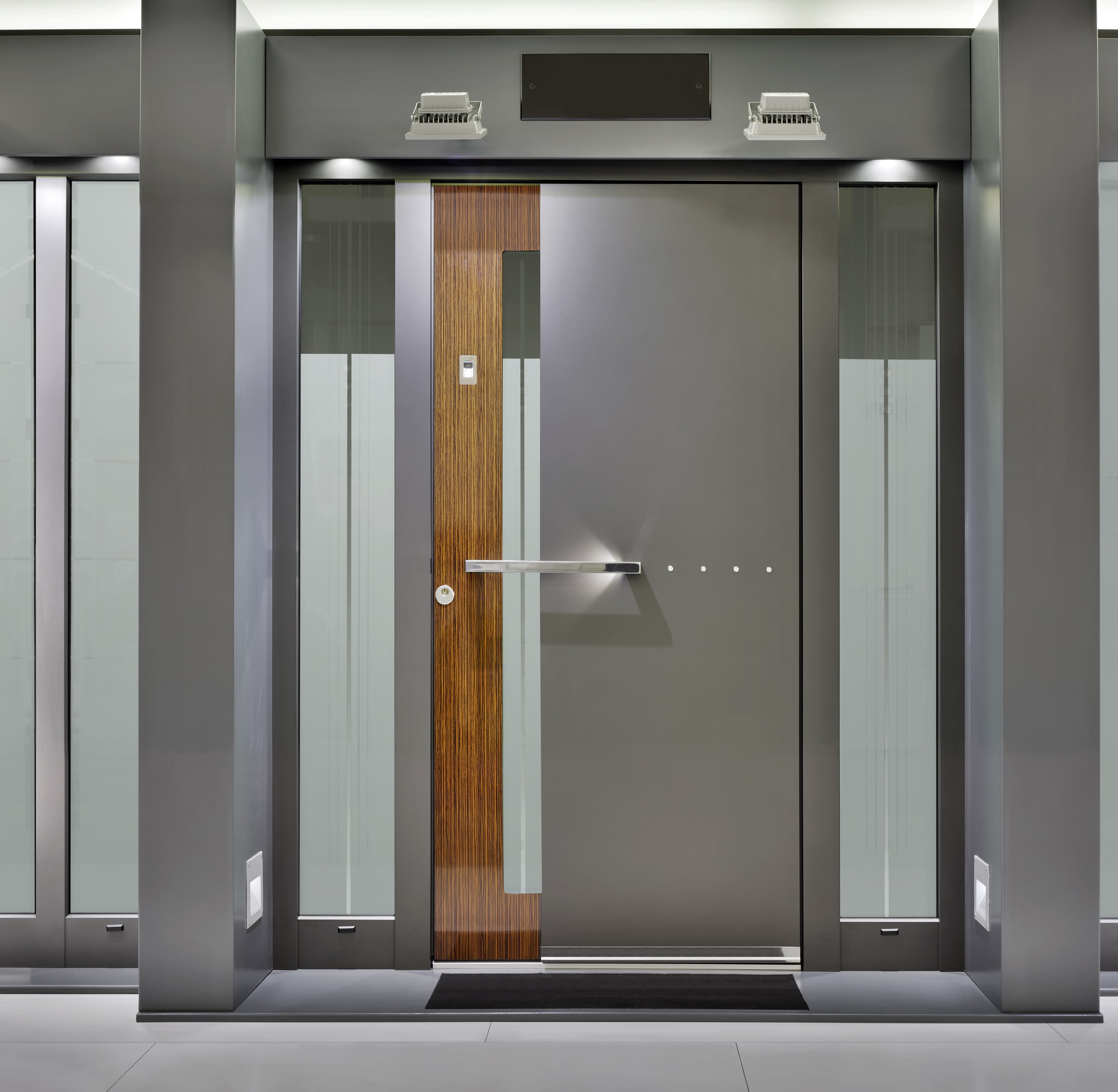 Ukuran Pintu Rumah Minimalis Modern