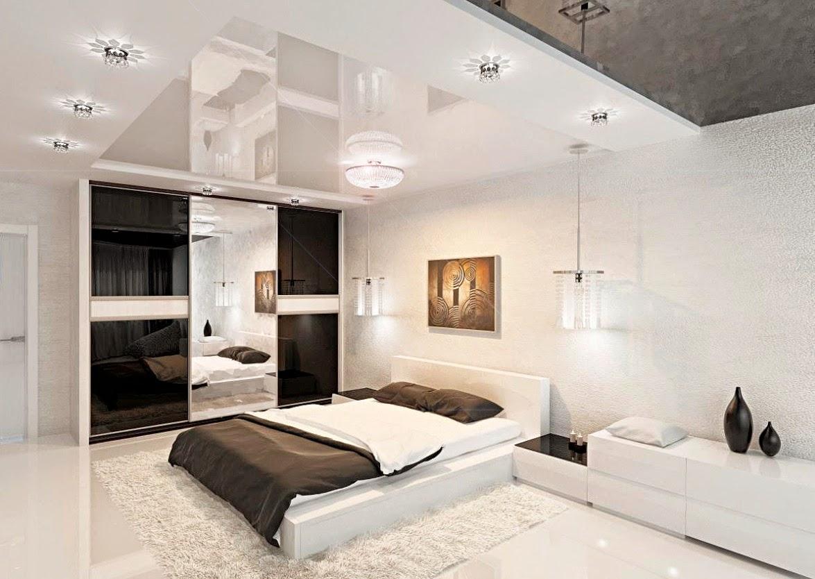 Desain Interior Kamar Tidur Unik