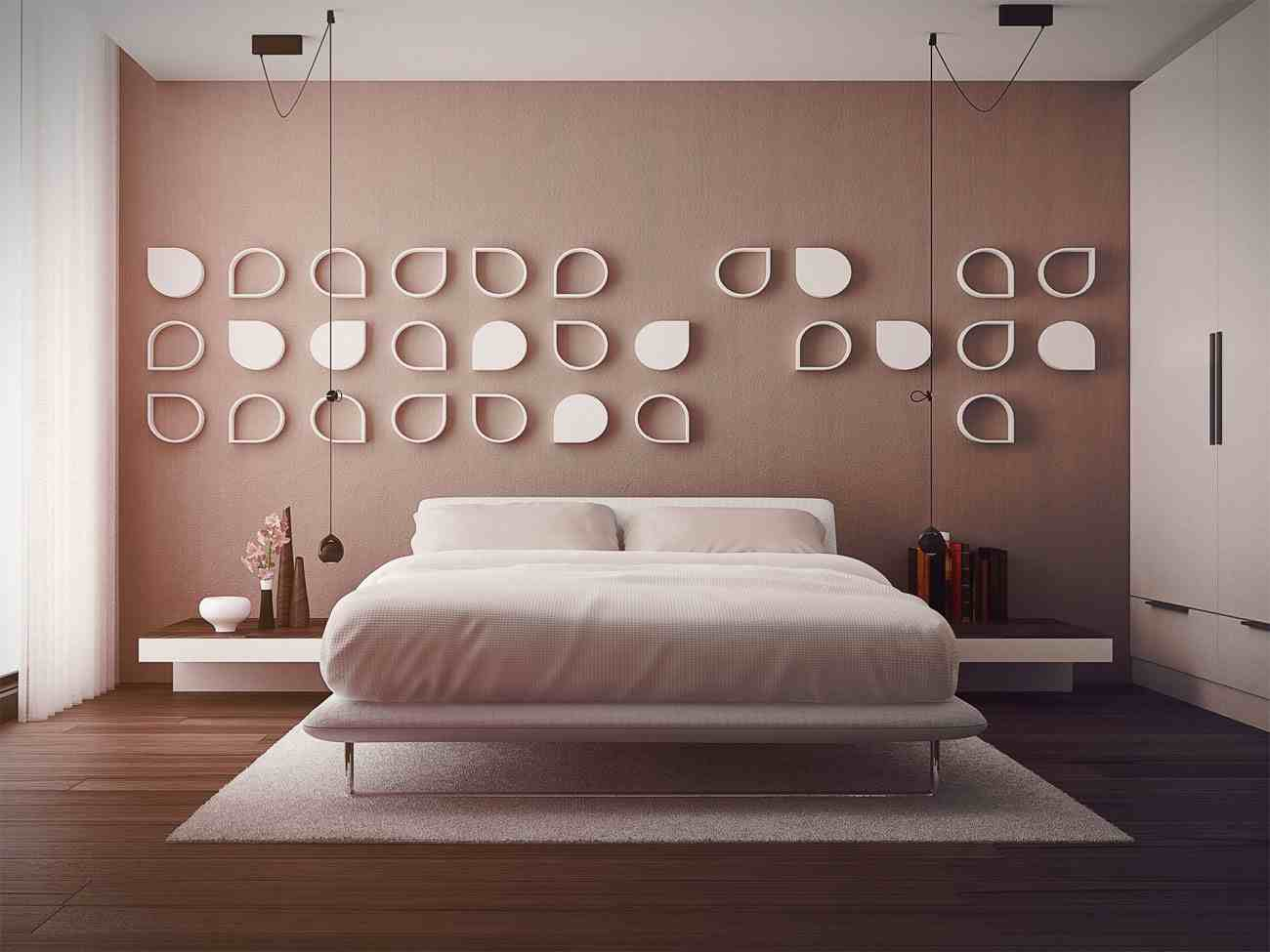 inspirasi desain interior kamar tidur simpel modern - dinerbacklot