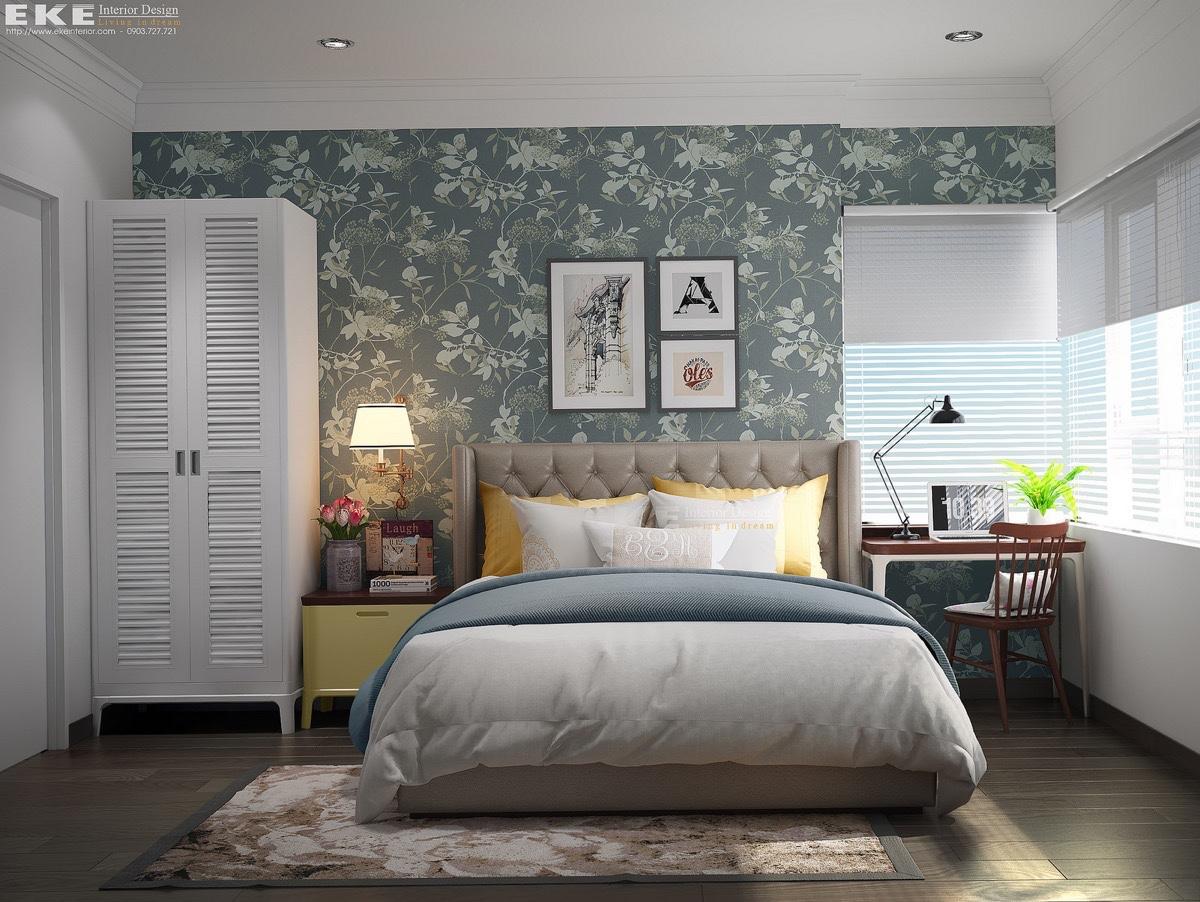 Desain Interior Kamar Tidur Vintage