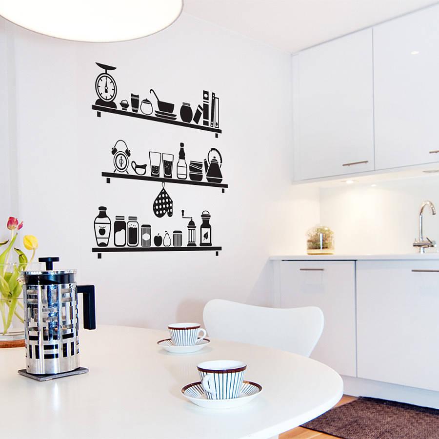 Desain Wallpaper Dinding Dapur