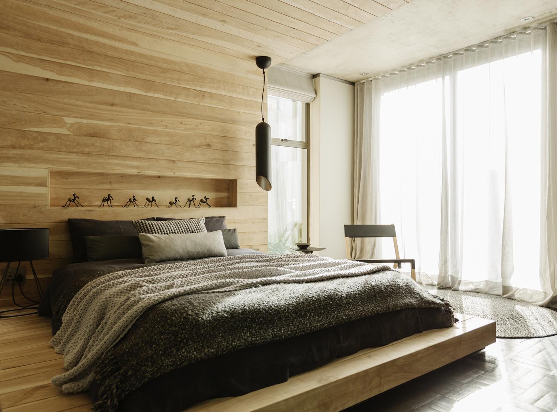 Kamar Tidur Sederhana Dan Nyaman