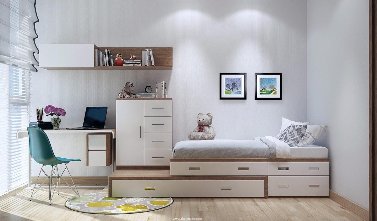 Kamar Tidur Sederhana Minimalis