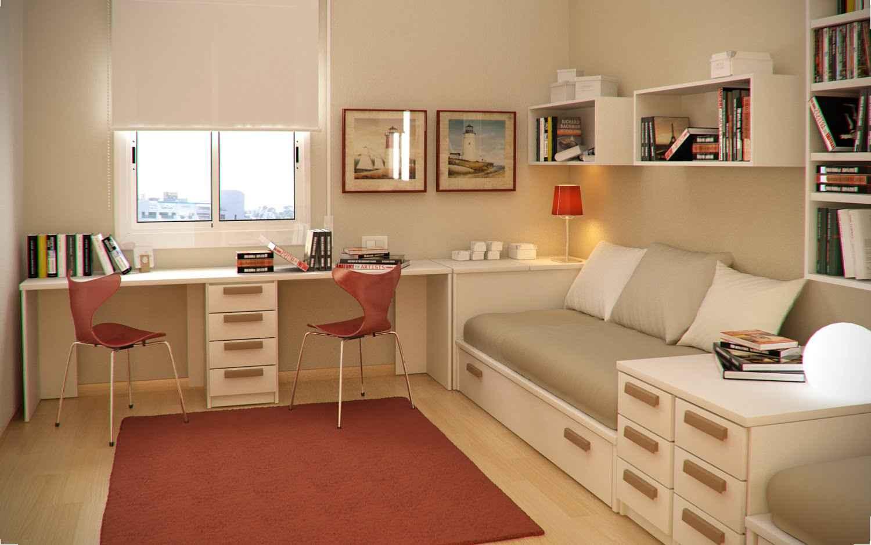 Kamar Tidur Sederhana Tapi Keren