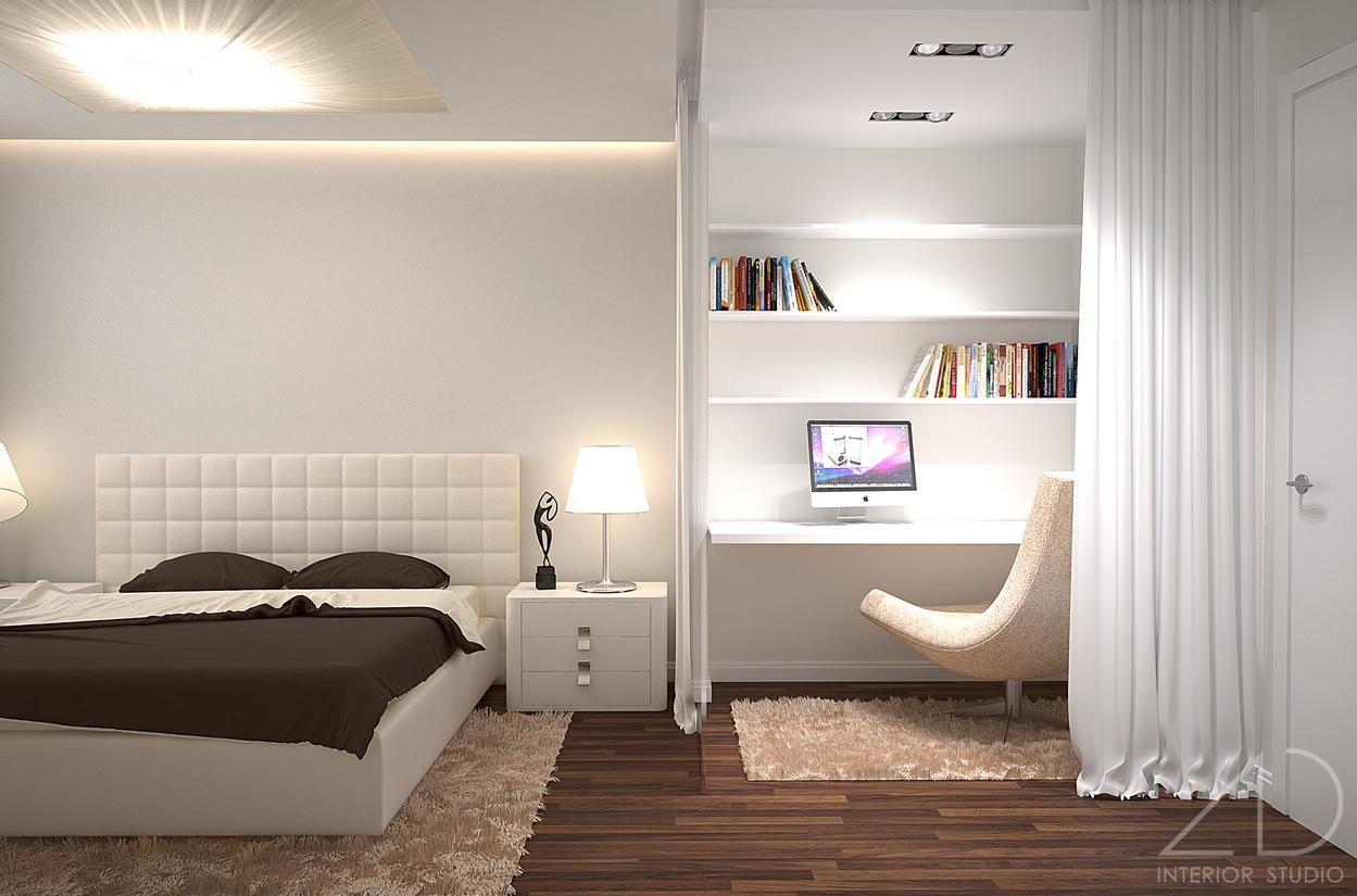Kamar Tidur Sederhana Tapi Mewah