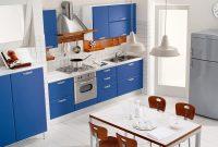 Keramik Lantai Dapur Warna Biru