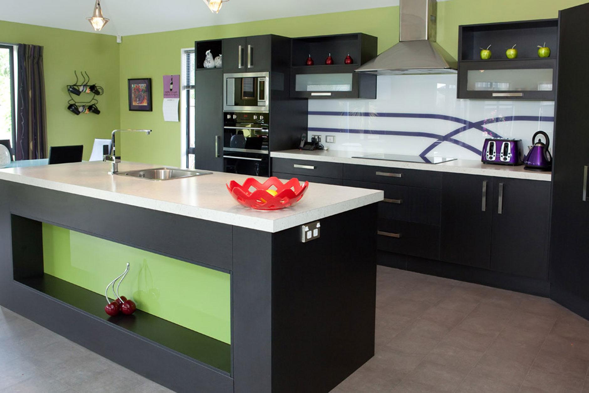 Desain dan Motif Keramik Lantai Dapur Yang Menarik