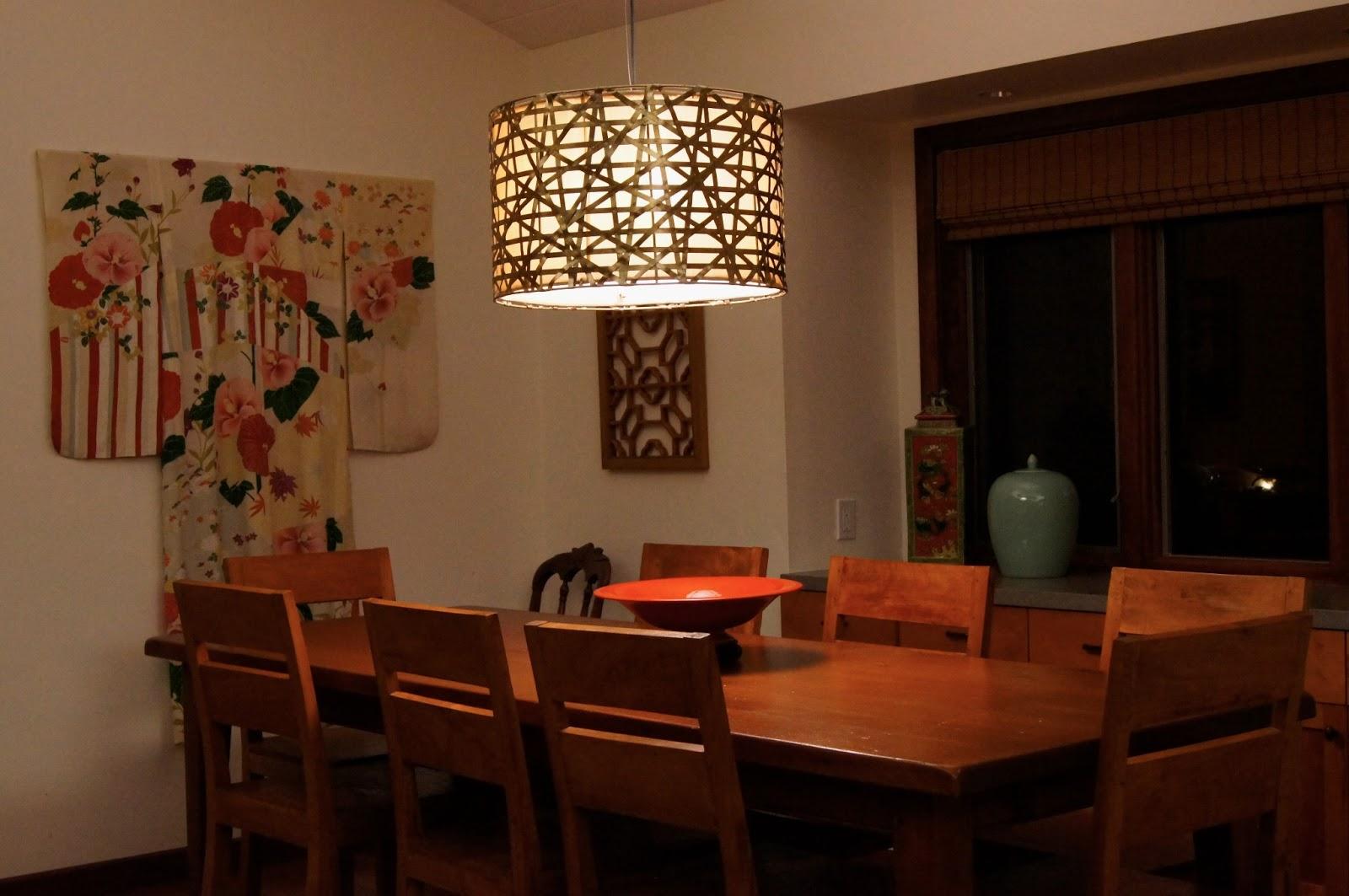 Lampu Gantung Ruang Makan Minimalis