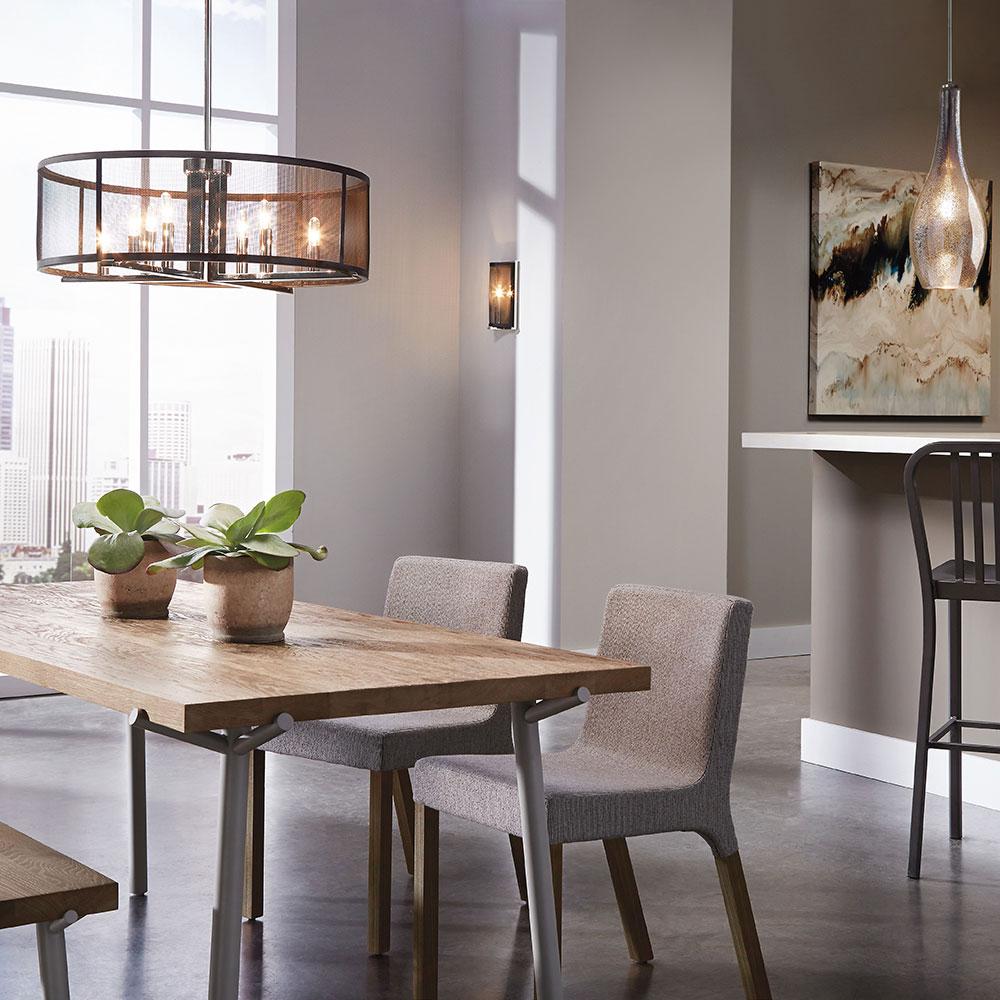 Lampu Ruang Makan Minimalis