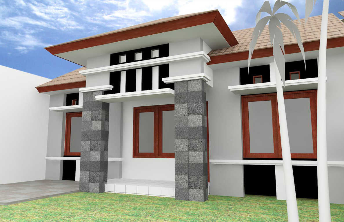 Model Teras Rumah Type 36