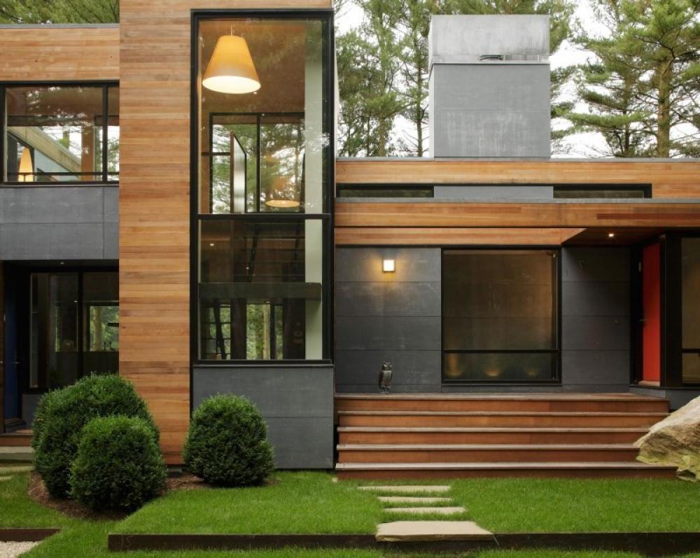 Rumah Kayu Minimalis 2016